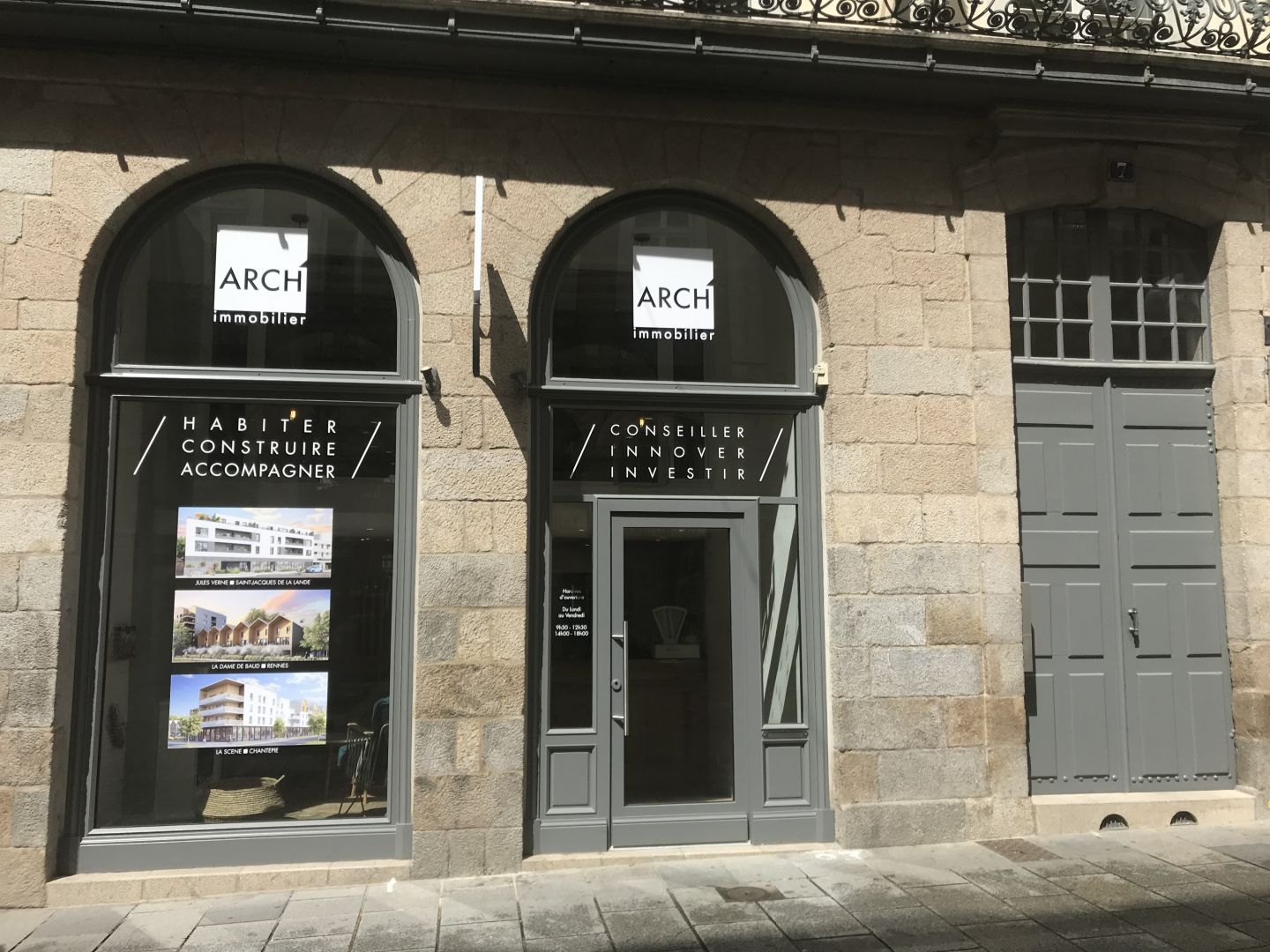 Agence archimmobilier