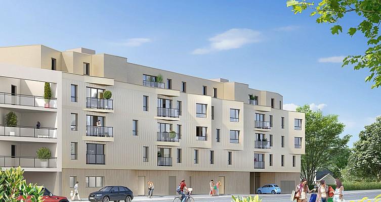 Votre appartement neuf ou votre logement neuf avec arch for Arch immobilier rennes